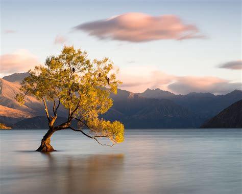 fondos de pantalla wanaka nueva zelanda otago lago