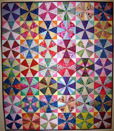 Kaleidoscope Patchwork Quilt - 1000 images about quilts kaleidoscope on