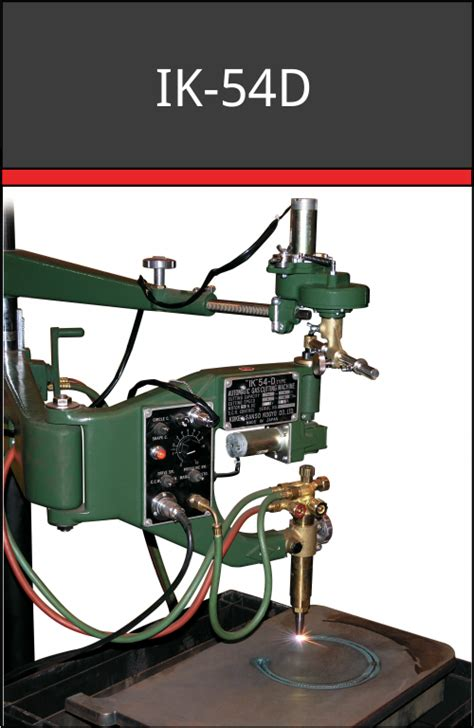 template cutting machine ik 54d shape pattern portable gas cutting machine