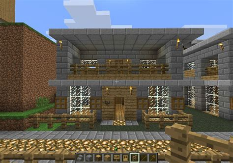 Blueprints For My House dusty s houses 1 villagers house minecraft project