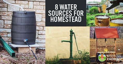 how to design your ideal homestead grid grid water systems 8 viable solutions to bring water to homestead