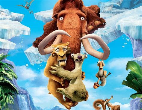 wallpaper cartoon ice age cartoons ice age wallpapers
