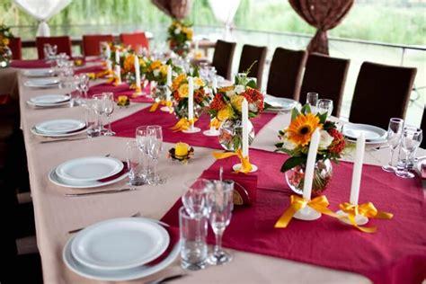 Hochzeitsfeier Tischdeko by Ideen F 252 R Tischdeko Zur Hochzeit Bildergalerie