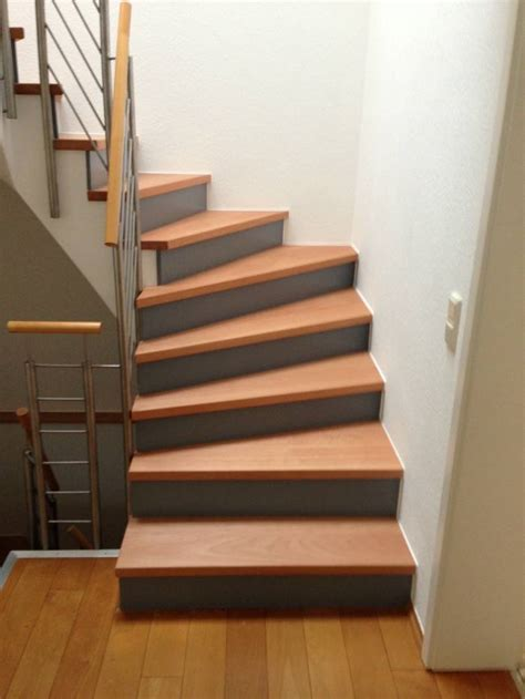 treppengeländer für raumspartreppe halbgewendelt dekor treppe