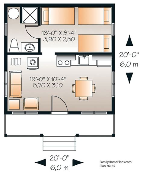 Wrap Around Porch Floor Plans by Tiny House Design Tiny House Floor Plans Tiny Home Plans