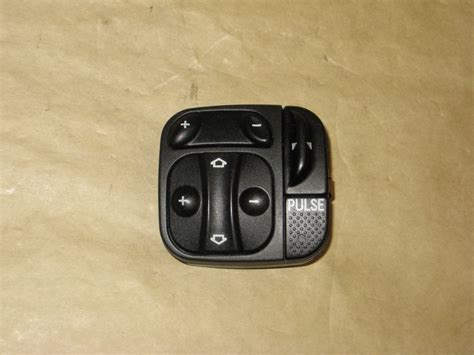Mercedes Seat Parts by Mercedes Cl500 Seat Switch 2158207210 Used