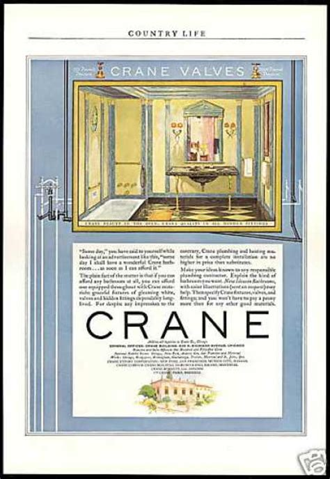 Crane Bathroom Fixtures Vintage Household Ads Of The 1920s Page 42