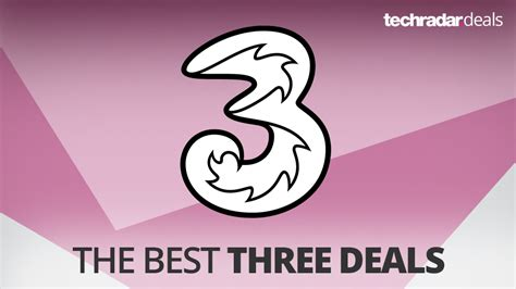 three mobile the best three mobile deals in the january sales 2018