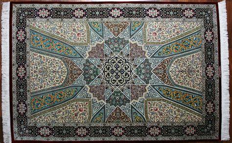 tappeti in seta tappeti persiani in seta idee per il design della casa