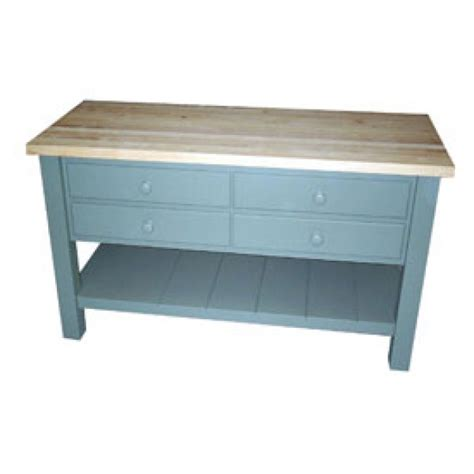 kitchen island drawers four drawer butcher block kitchen island