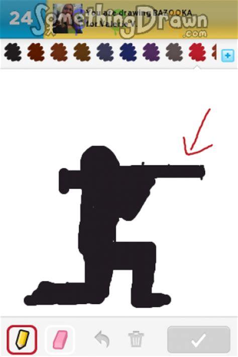 doodle bazooka somethingdrawn bazooka by sewingmeg on draw