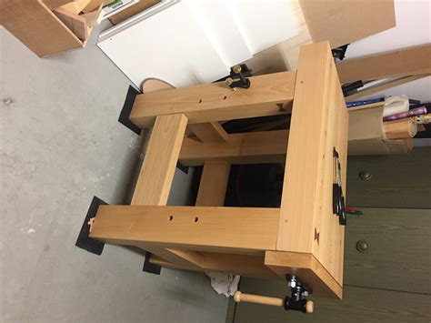 woodworking workbench reviews 20 free woodworking bench table plans strong tie workbench