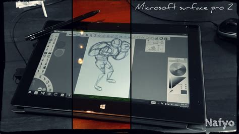 paint tool sai surface pro 2 my current drawing tool surface pro 2 pc tablet by