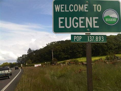 you might be from eugene oregon if that oregon life