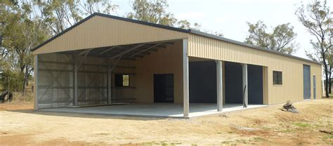 Large Sheds Garages by Rural Shed Quotes