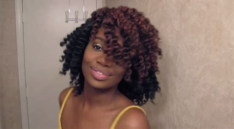 crochet braids with marley hair how to crochet braids video tutorial with marley hair