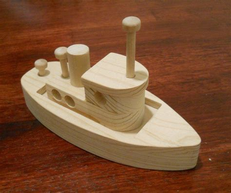 small wooden toy boat wooden toy boat plans tunnel hull boat kits 187 freepdfplans