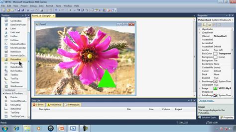 tutorial visual basic express 2010 visual basic 2010 express tutorial 31 picture