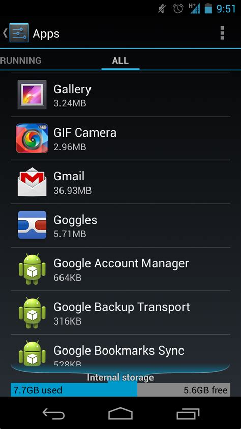 picasa android how to remove the picasa albums from your android gallery app android coliseum