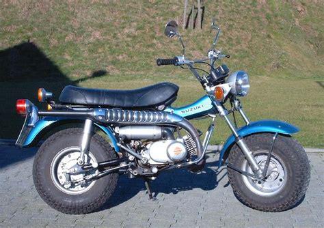 50ccm Motorrad Alter by Suzuki Rv 50
