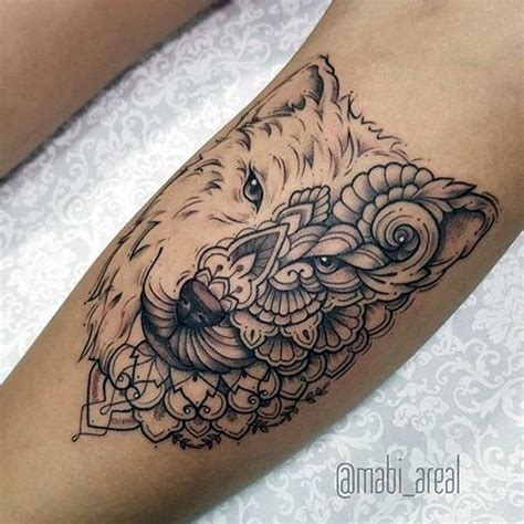 45 mandala tattoo designs that provoke the fashion