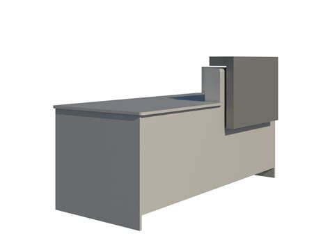 Revit Reception Desk Reception Desk Revit Family Hostgarcia
