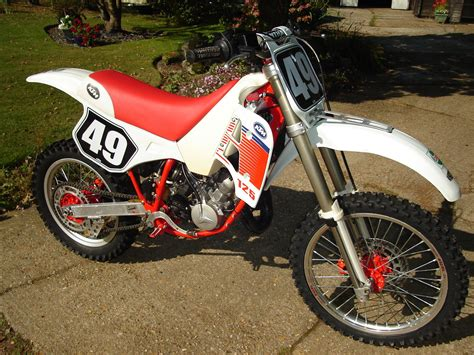 Motocross Ktm 125 Ktm 125 Mx Evo 1989