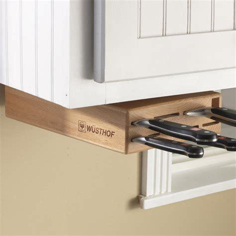Counter Knife Rack by Best 10 Ideas For Storing Your Kitchen Knives Safely