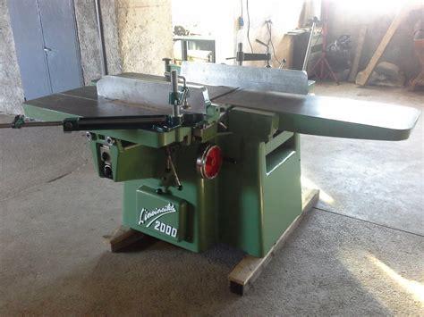 scm linvincibile  wood combined machine exapro