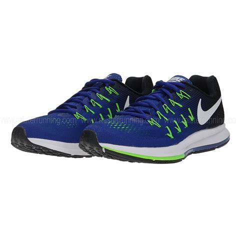 Nike Pegasus Black Blue black blue mens nike zoom pegasus 33 shoes