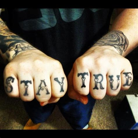 knuckle tattoo font knuckles tattoos rockabilly and rods