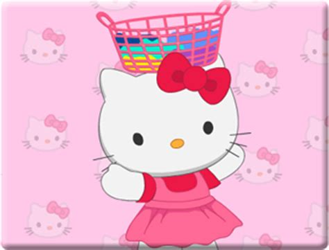 game design your hello kitty dress hello kitty clothes wash game hello kitty in games 733
