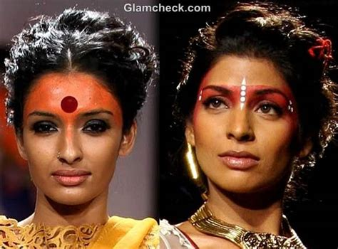 bengali hairstyle beauty looks for durga puja 2012 hairstyle makeup