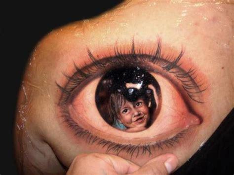 Stunning 3D Tattoos