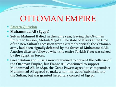the ottoman empire preferred to the ottoman empire preferred to the transformation of