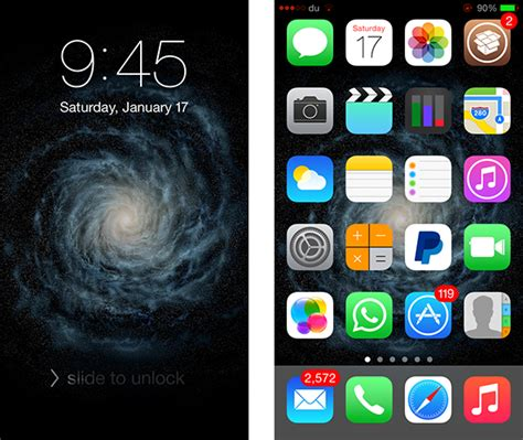 how to hack home design on iphone magiccolors lets you customize the lock screen and home screen on your iphone jailbreak tweak