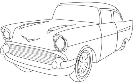 coloring page of old car coloring pages vintage cars roll royce colouring pages page