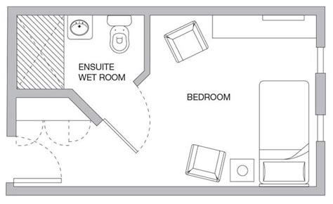 nursing home layout design leeds care home typical room layout