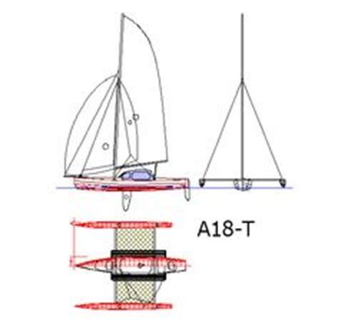 trimaran disadvantages trimaran hull design cylinder molding sailboats