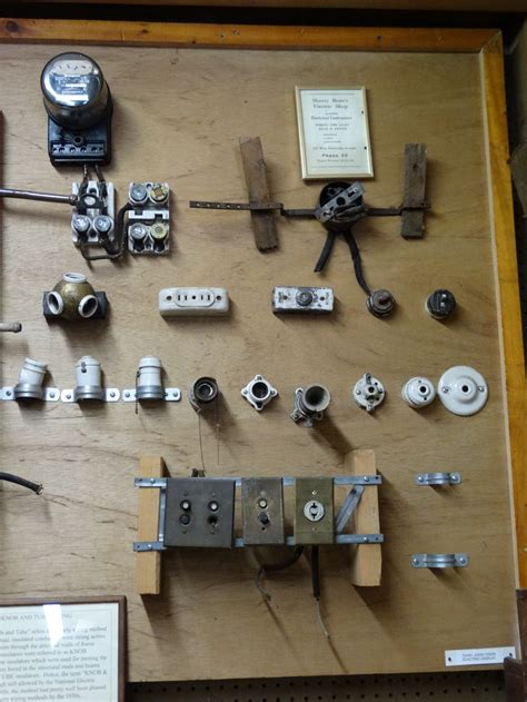 Knob And Wiring History by Up And And Up Again Tooling Around The Matheson