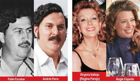 wendy chavarriaga gil y pablo escobar angie cepeda interpreta a virginia vallejo andres parra