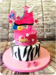 M M Decorations Soy Luna Cake Gateau Soy Luna Cakedesignfactory