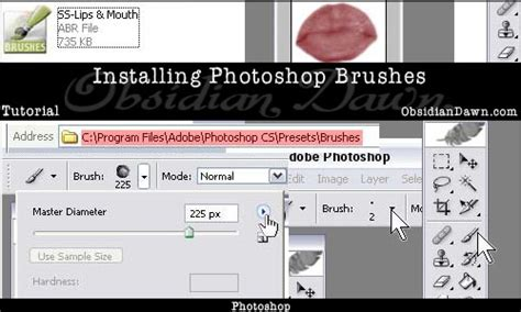 tutorial gimp for mac adding brushes in gimp for mac