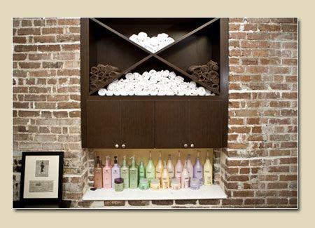 salon decor towel cabinet design 1000 ideas about salon shoo area on small