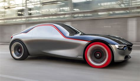 ignore the tires this concept could be the next opel