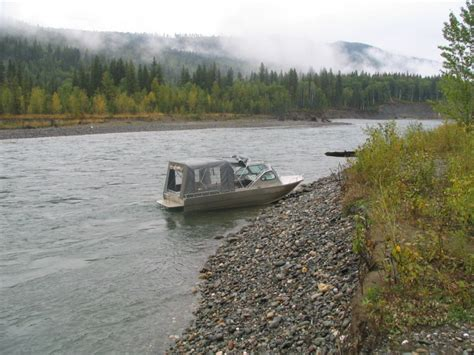 drift boat bc bc widerness fishing cariboo mountain outfitters