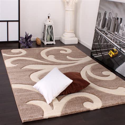 Teppich In Beige by Designer Teppiche Und Hochflor Teppiche