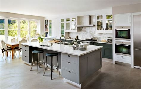 smallbone kitchen cabinets shaker style cabinets with no handles kitchen electric oven islands and grey