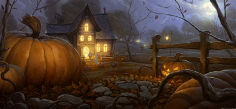 imagenes de halloween hd fondos de escritorio de halloween fotos de ciudades y