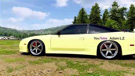 nissan 240sx cream thatdudeinblue adam lz nissan 240sx youtube
